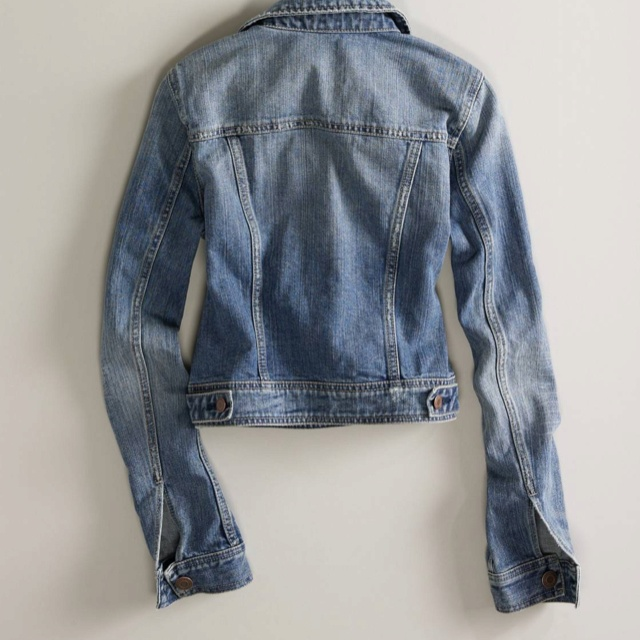 All. About. Jean Jackets. This fall.