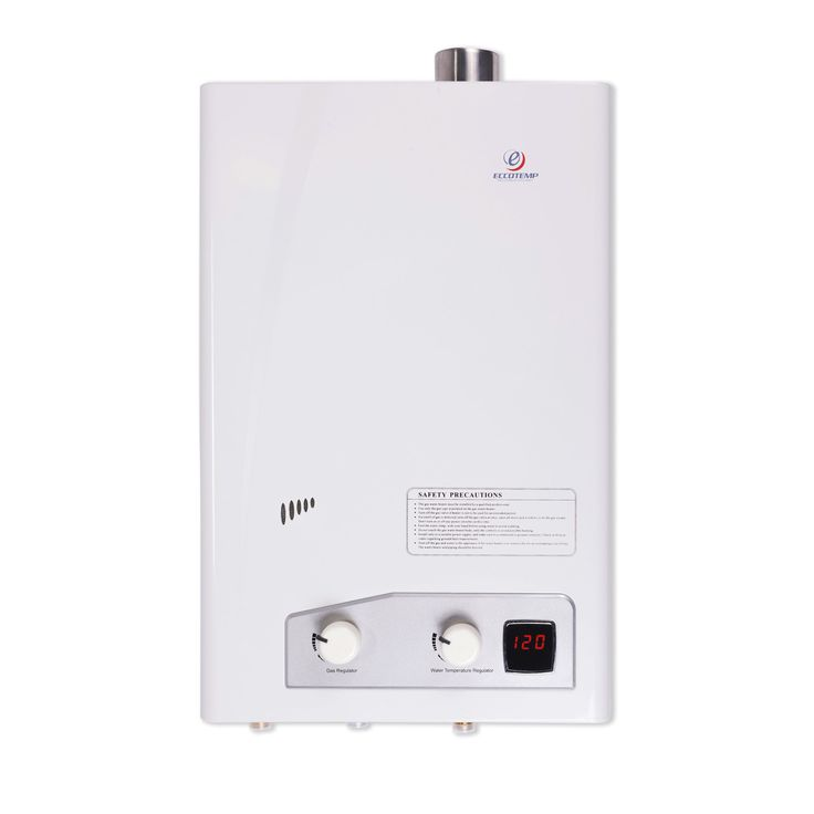 FVI12-NG Natural Gas Indoor Forced Vent Tankless Water Heater
