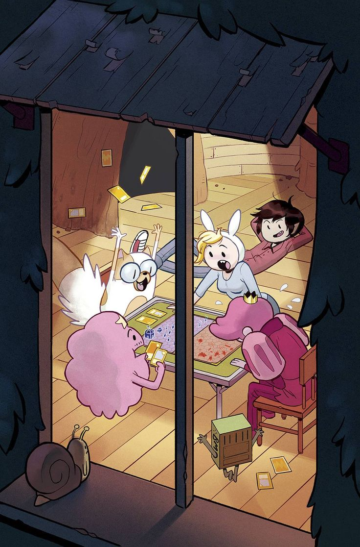 Adventure Time: Fionna & Cake Card Wars #4