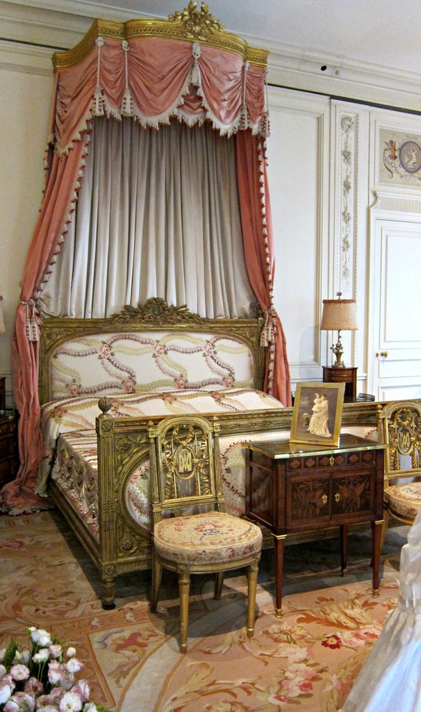 All sizes   Bedroom, Hillwood Estate, Museum IMG_7368   Flickr - Photo Sharing!