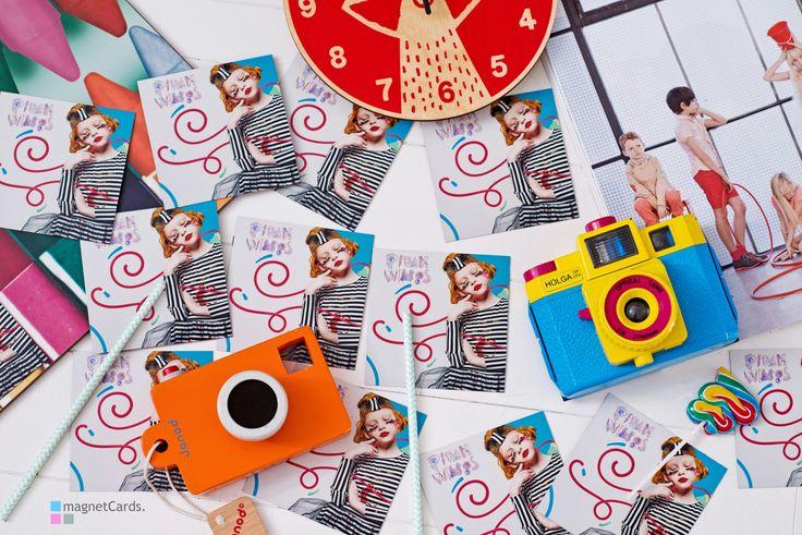 Zachowaj wspomnienia w widocznym miejscu. Zamów magnesy na lodówkę z Twoich zdjęć. Zapraszamy!
