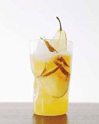This lemon beer-based sangria is a top candidate for porch parties and cookouts this summer. Cannot wait.