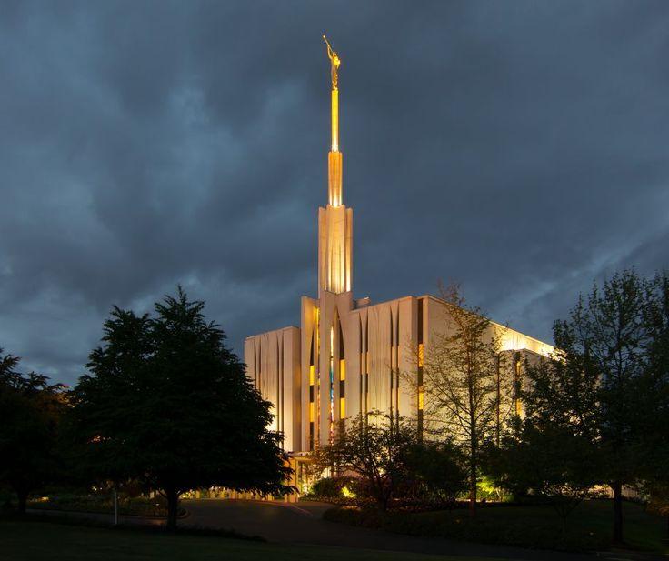 Allsaints Seattle Wa: 15 Best Seattle Washington Temple Images On Pinterest