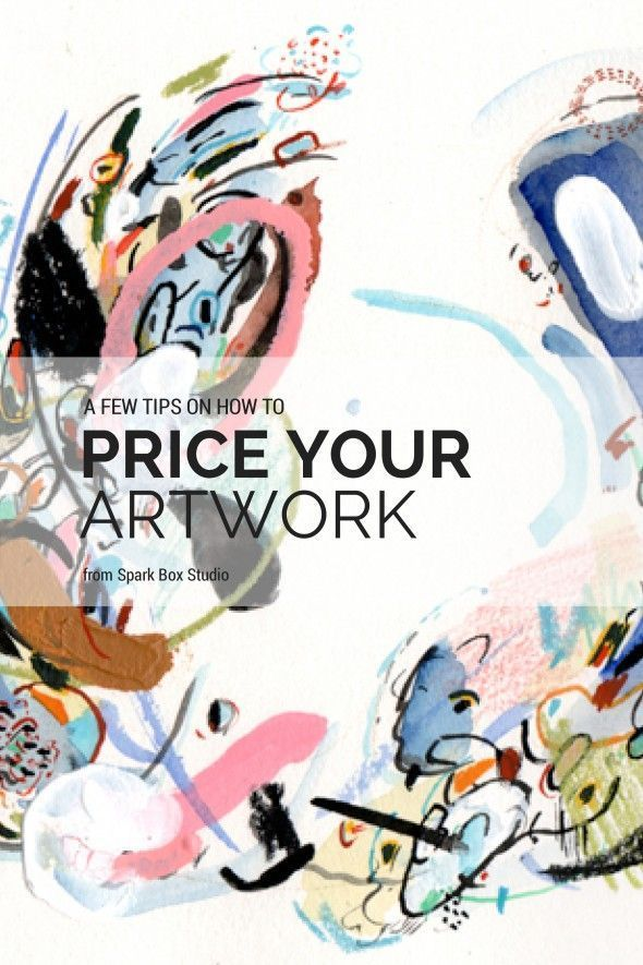 Badass Creativity // Helpful tips for pricing art and craft pieces. Plus a free excel spreadsheet to help figure out your material and labour costs.