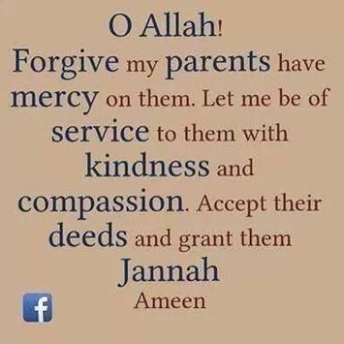 dua for parents who passed away - Google Search