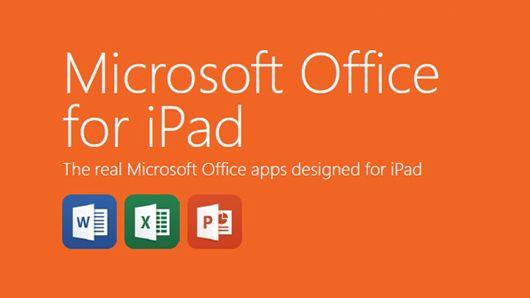 Office untuk iPad