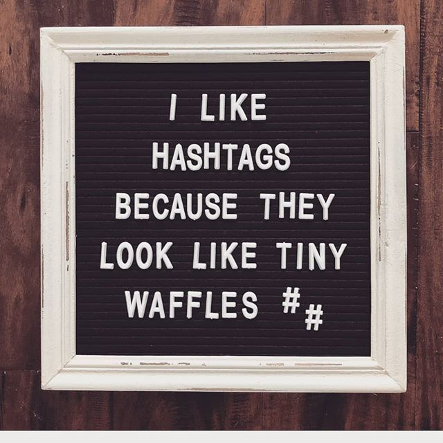 Waffles Are Just Pancakes With Abs Waffleworkout Courtesy Of Lisathinkbig Letter Board Message Board Quotes Lettering