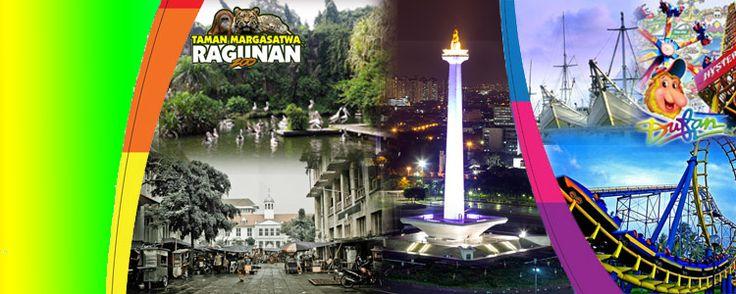 Jakarta adalah salah satu kota di Indonesia yang terkenal dengan kemacetannya dan gedung-gedung pencakar langit yang menjulang tinggi.  Menikmati Tour Jakarta anda bisa mengunjungi beberapa Objek Wisata di Kota Jakarta.