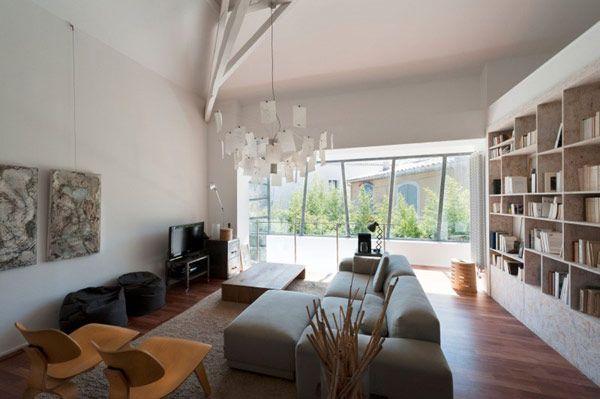 Tasteful Home Remodeling by Maurice Padovani: Le Prado Residence http://www.padovani.fr/
