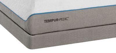 Tempur-Pedic TEMPUR-Cloud Supreme Breeze Soft Memory Foam Twin Long Mattress