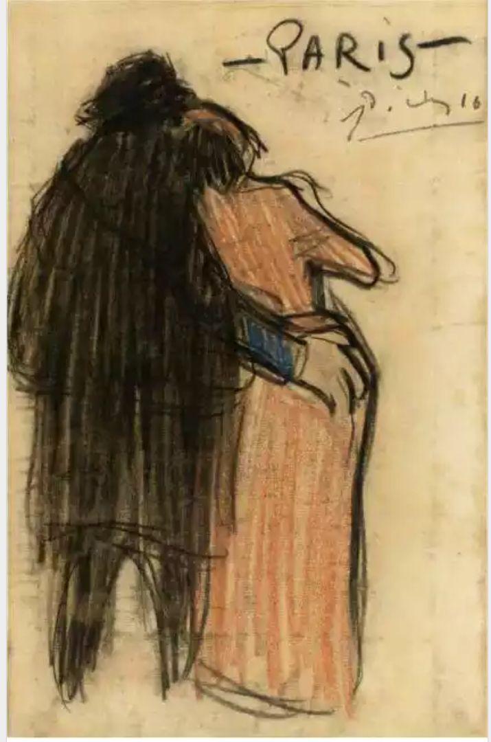 Pablo Picasso - París, 1916
