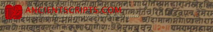 Ancient Scripts: Types of Writing Systems