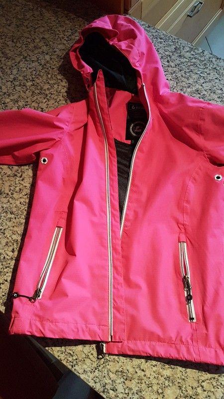 Pinkene Jacke von killtec