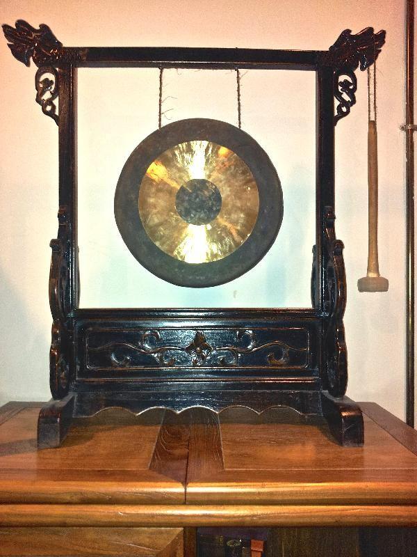 Antico gong cinese, Shanxi, fine '800.  € 590,00