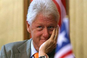 Bill Clinton was famous for sleeping 5-6 hours a night every night during his presidency...we hope he gets more now :)