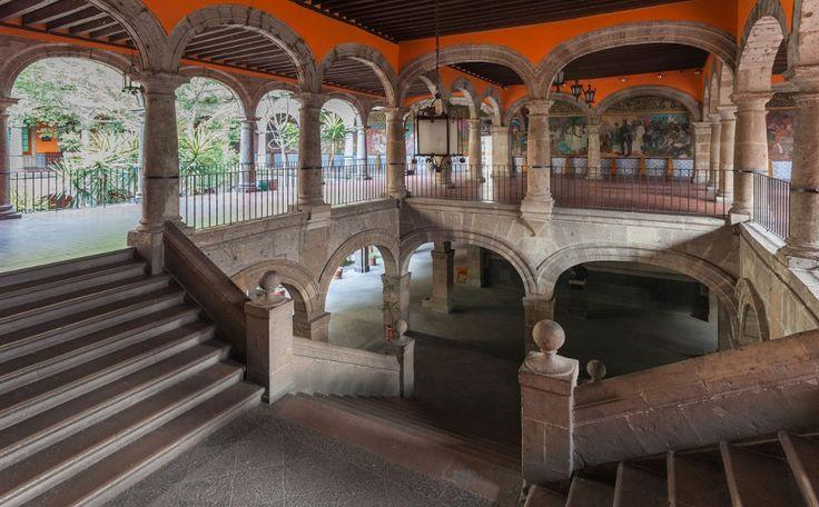 El Hospital de Jesús fue una de las primeras instituciones laicas que Hernán Cortés mandó construir en la Nueva España.