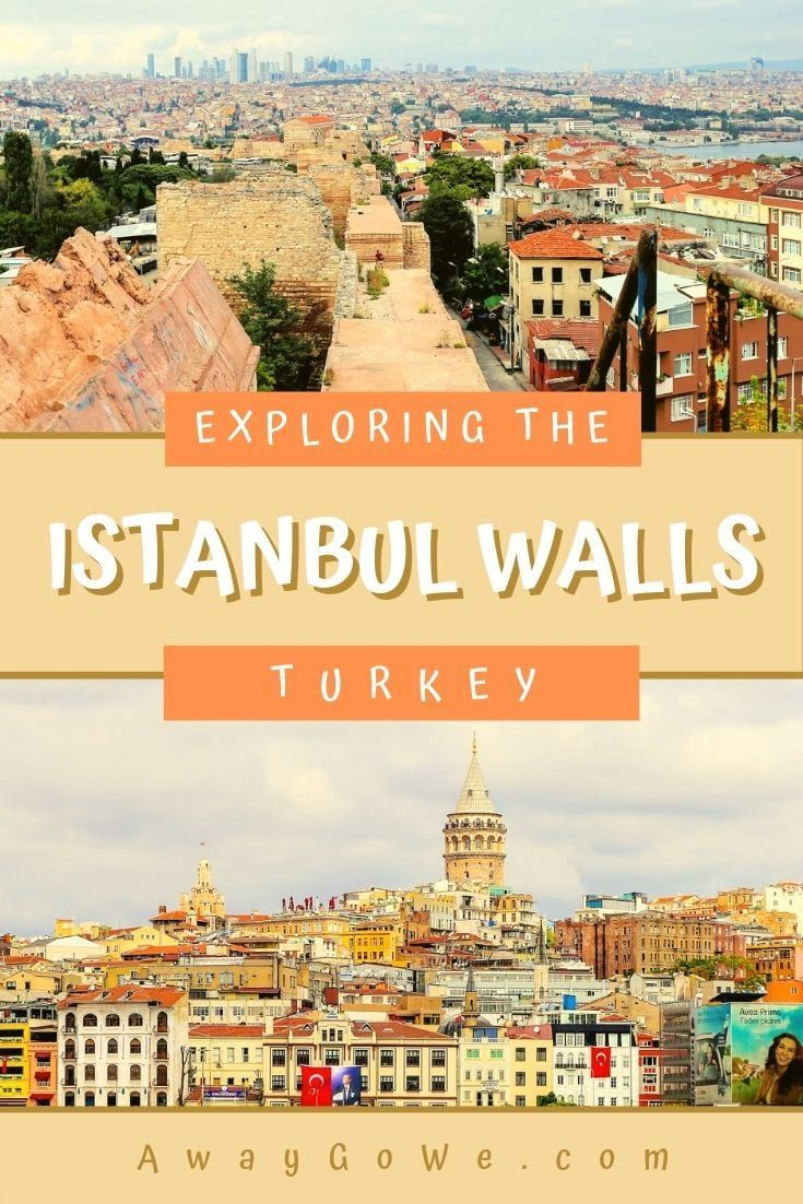 Istanbul's Walls of Constantinople: Where, Why & How to Visit in 2019