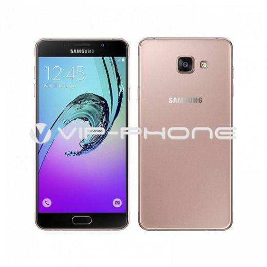 Samsung A310F Galaxy A3 (2016) Rózsaszín kártyafüggetlen mobiltelefon