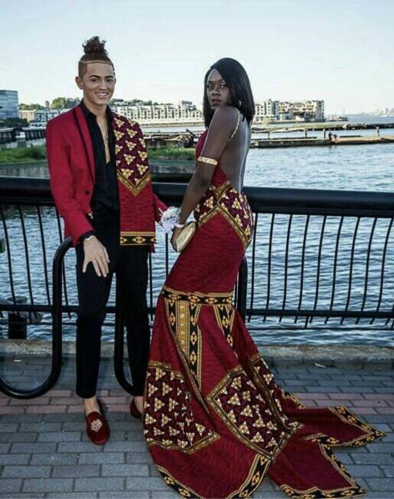 b2b161f560007 African dress, Ankara dress, Ankara gown, African print gown ...
