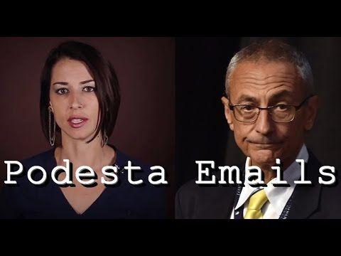 (40) Podesta Emails - Abby Martin Exposes John Podesta & Friends - YouTube
