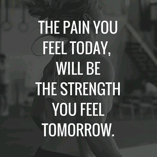 Today's pain,tomorrow's strength. 🌟🌟💪💞 #quotes #quotes #quotesarelife #lifeinquotes #nofilterphoto #todayspost #nomakeup #golf #golfclub #trending #i #instagood #instagram #inspirationalquotes #greenry #china #beijing #nyc #dive #divingdeep #weather #paulocoelho #thealchemist #like #instagram #quotesaboutlife #quoted #pakistan #swim #enjoy #quoteoftheday #rainbow  #Regram via @d.i.v.i.n.g.d.e.e.p)