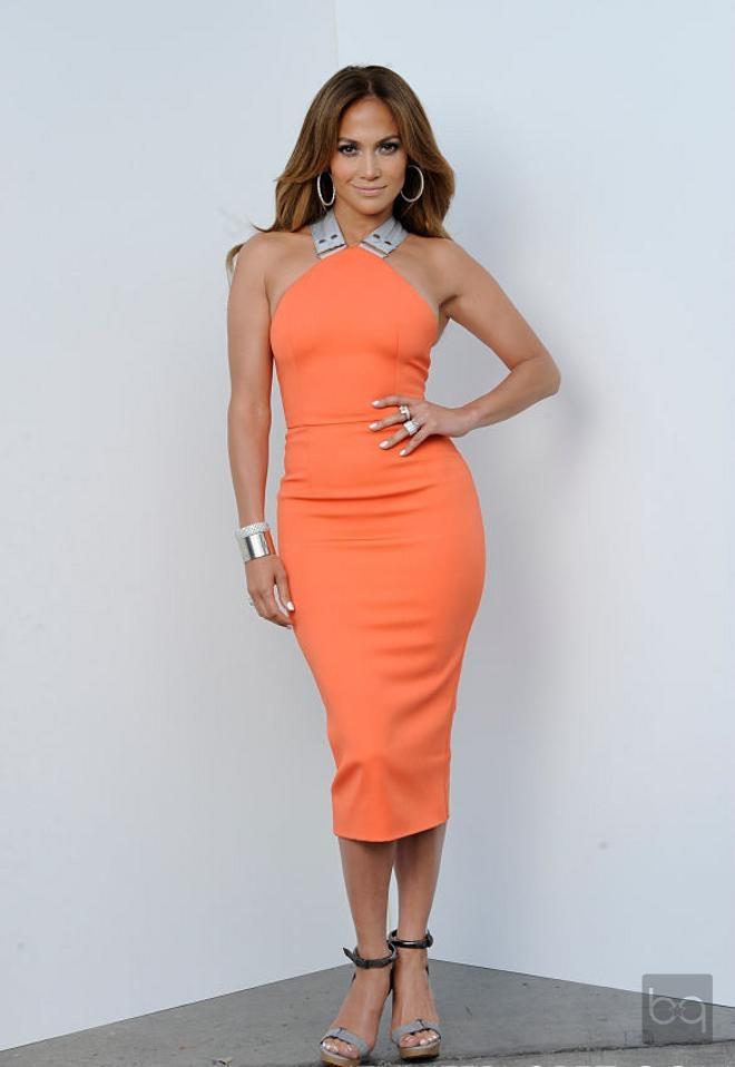 """En iyi Jennifer Lopez """"American Idol"""" kıyafetleri... / Best of Jennifer Lopez """"American Idol"""" looks..."""