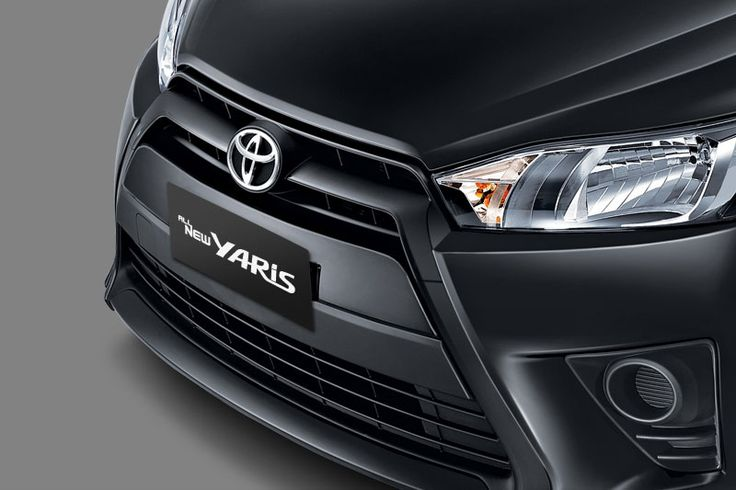 All New Yaris 1.5 E