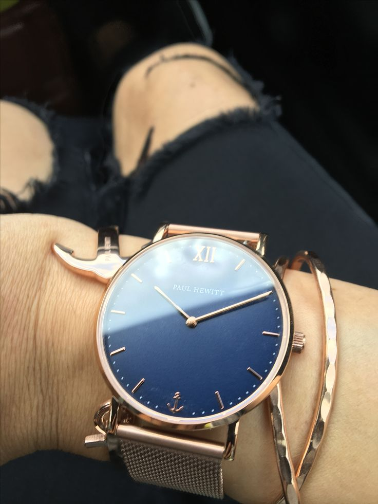 style watch Roségold by #paulhewitt