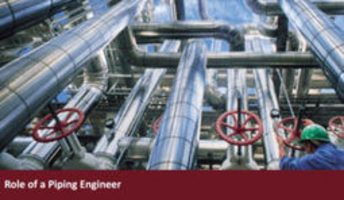 Role of a piping engineer | piping engineering training | MITSkills, Pune    Piping engineering is a branch of civil engineering that deals with constructing robust and fully-operational piping systems. The branch is the cornerstone of various industries that involve transportation of fluids including construction, oil and gas industries, chemical plants and many more. It is the task of the pipeline engineer to design piping systems. Thus, piping engineers play a vital role in such…