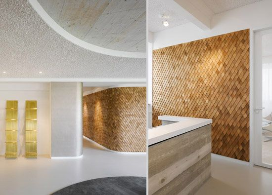 43 best images about wood texture walls on pinterest for Modern interior design features
