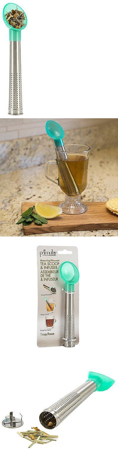 Tea Infusers 177754: Primula 2-In-1 Tea Scoop And Infuser - Innovative Design - Portable - For Use -> BUY IT NOW ONLY: $40.93 on eBay!