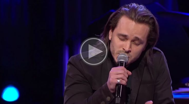 Good Luck Not Tearing Up Watching Jonathan Jackson Perform Unchained M