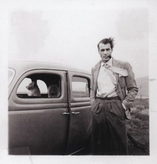 Gary Cooper, Los Angeles, 1940Classic Cars, Hollywood Pictures, Hollywood Actor, Vintage Movie Stars, Cooper La, Inspiration Photography, Gary Cooper, Photos Shoots, Classic Hollywood