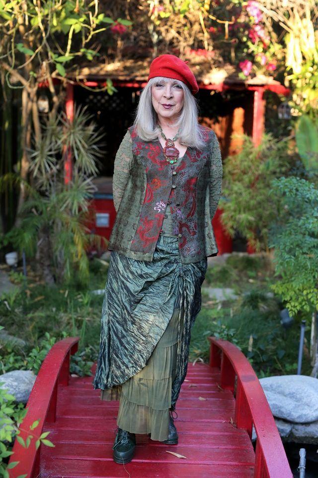 Kathleen Caid | ADVANCED STYLE | Bloglovin'