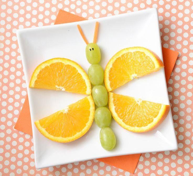 Arte com frutas!                                                                                                                                                      Más