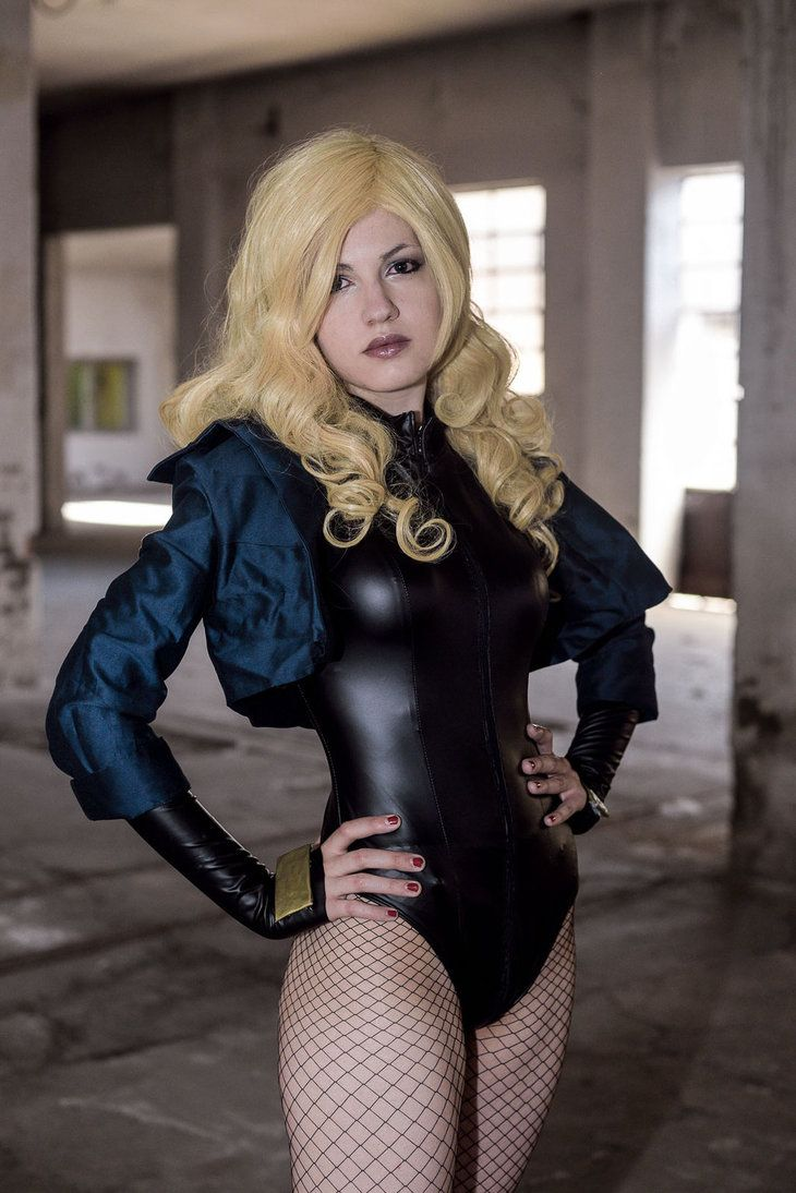 273 best images about DC Cosplay: Black Canary (Dinah ...