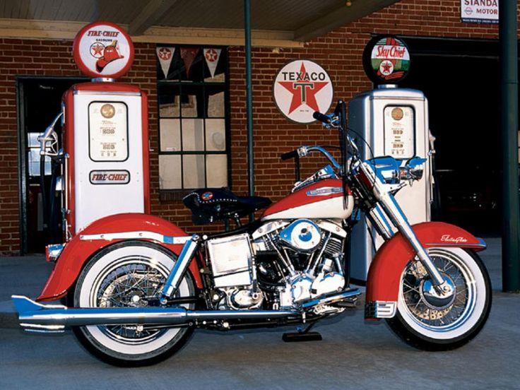 1968 Harley-Davidson FLH Electra Glide: Beauty Is Pain | Hot Bike