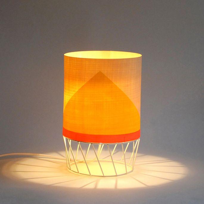 Kleurig lampje