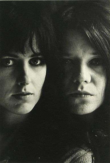 Grace Slick and Janis Joplin #womancan #adelinewoman #adelineloves