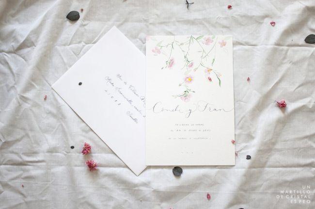 37 tipos de invitaciones de boda. ¡Toma nota e invita con estilo! Image: 33