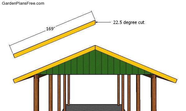 20x40 Rv Carport Plans Free Pdf Download Free Garden Plans How To Build Garden Projects Carport Plans Rv Carports Carport