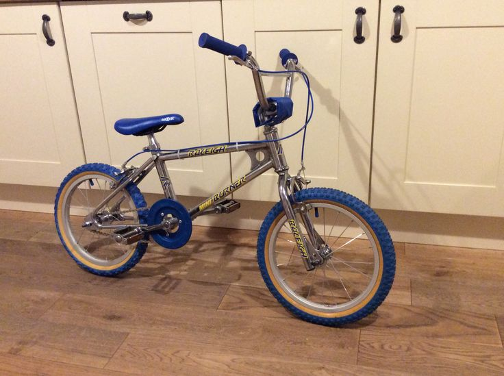Raleigh MK1 Mini Burner