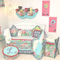 Bohemian Nursery Bedding Thenurseries