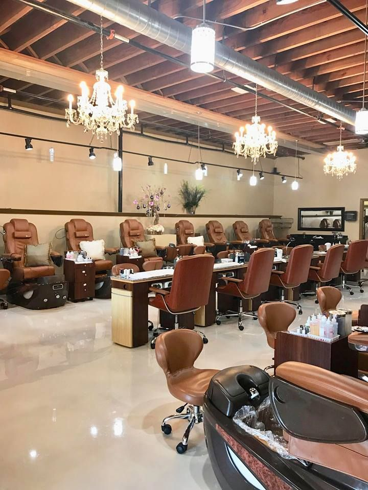 Soleil Luna Nail Spa - Beauty Salon in San Mateo, California
