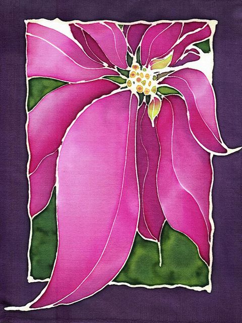 silk painting | Tiffany Glass Silk Painting | Flickr - Photo Sharing!