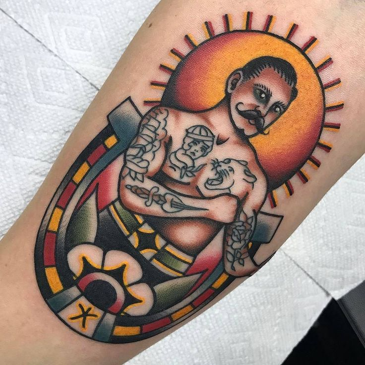 25+ Best Ideas About Traditional Black Tattoo On Pinterest