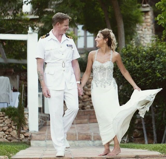 Another beautiful Couple got Married in Spain! Hearty Congratulations on your wedding Kirsty & Chris! Spanish Wedding Planner.