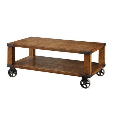 Trent Austin Design San Rafael Coffee Table