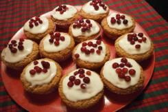 piparkakku muffinit