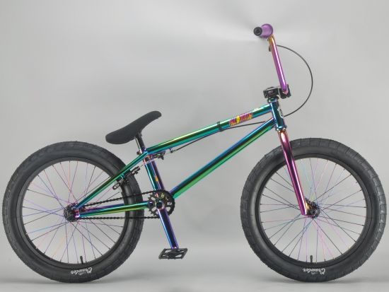 neomain 20 inch BMX bikes from Harry Main and mafia BMX